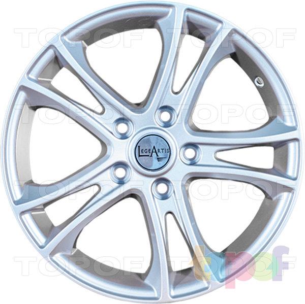 Колесные диски Replica LegeArtis VW27. Изображение модели #1