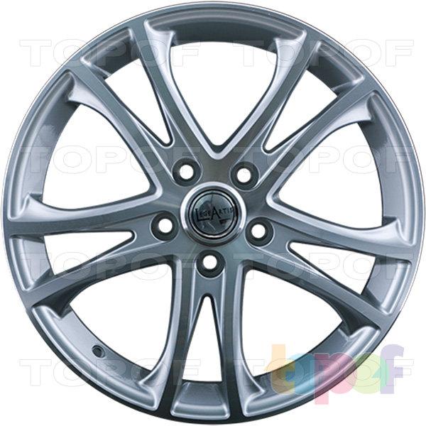 Колесные диски Replica LegeArtis VW27. Изображение модели #3