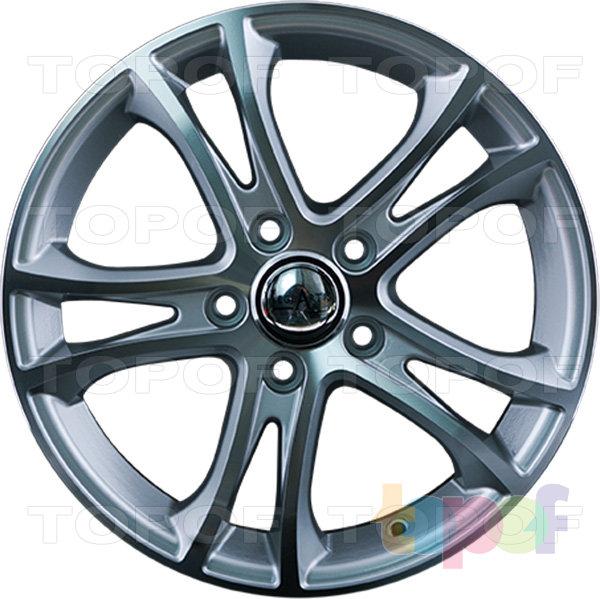 Колесные диски Replica LegeArtis VW27. Изображение модели #4