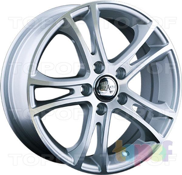 Колесные диски Replica LegeArtis VW27. Изображение модели #5