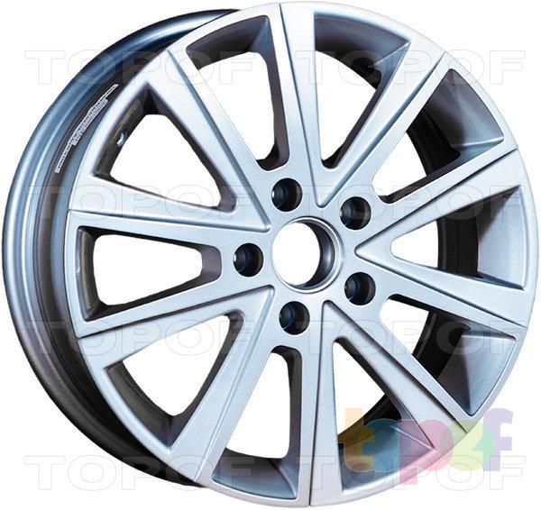 Колесные диски Replica LegeArtis VW28. Изображение модели #2