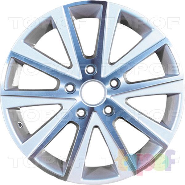Колесные диски Replica LegeArtis VW28. Изображение модели #3