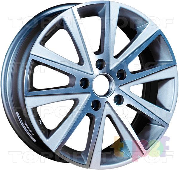 Колесные диски Replica LegeArtis VW28. Изображение модели #4