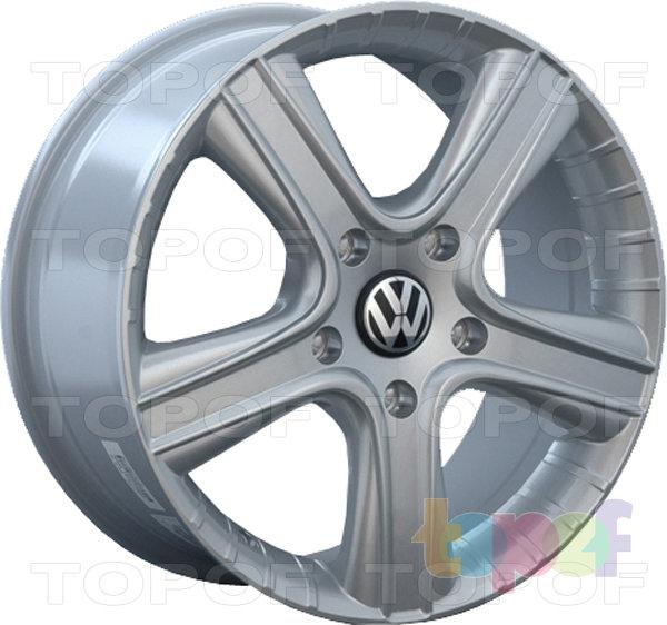 Колесные диски Replica LegeArtis VW32. Изображение модели #1