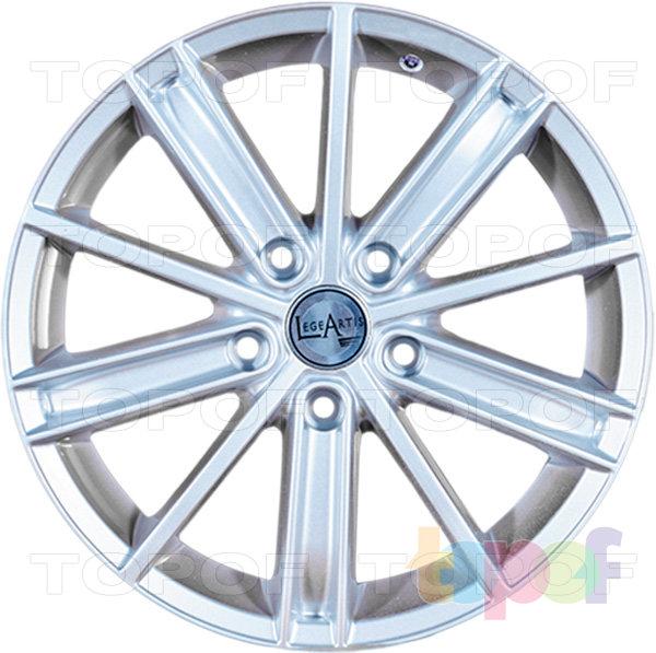Колесные диски Replica LegeArtis VW33. Изображение модели #3