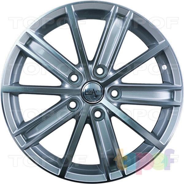 Колесные диски Replica LegeArtis VW33. Изображение модели #5