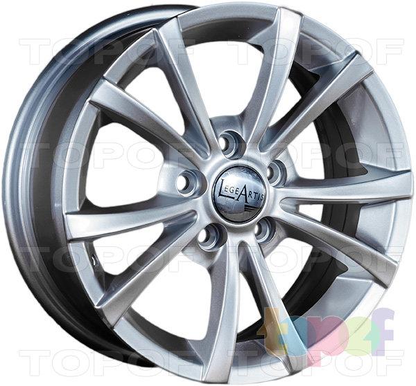 Колесные диски Replica LegeArtis VW34. Изображение модели #2