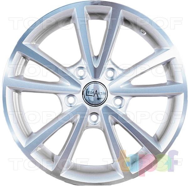 Колесные диски Replica LegeArtis VW35