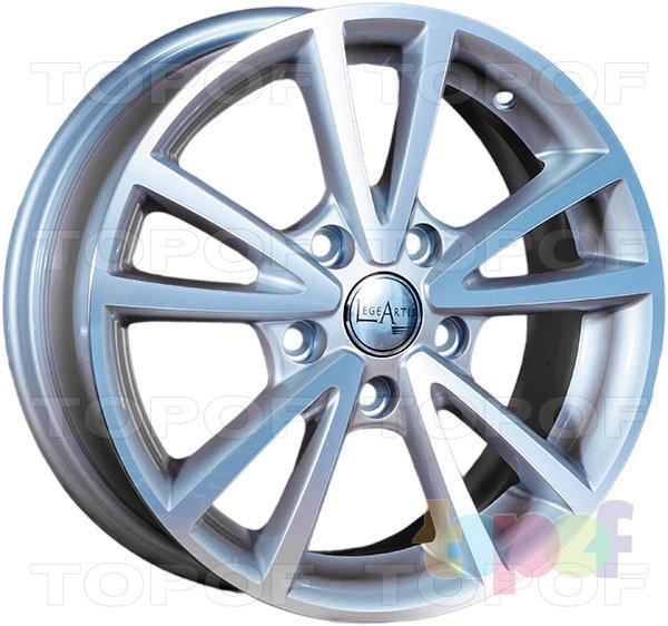 Колесные диски Replica LegeArtis VW35. Изображение модели #2