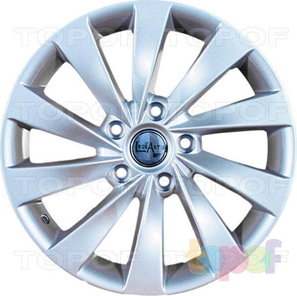 Колесные диски Replica LegeArtis VW36. Изображение модели #1