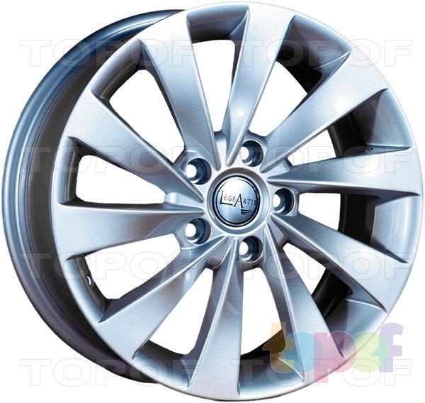 Колесные диски Replica LegeArtis VW36. Изображение модели #2