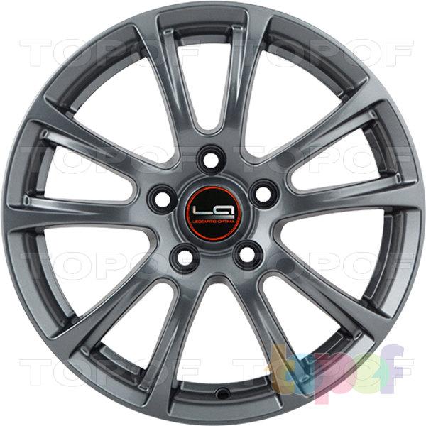 Колесные диски Replica LegeArtis VW39. Изображение модели #1