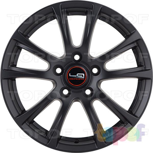 Колесные диски Replica LegeArtis VW39. Изображение модели #2