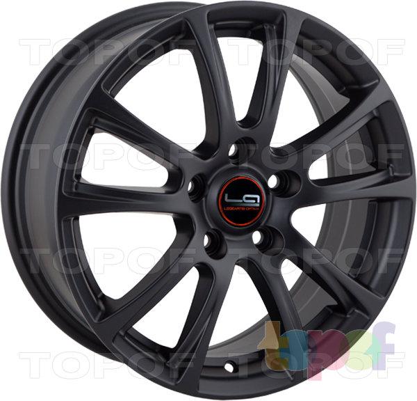 Колесные диски Replica LegeArtis VW39. Изображение модели #3
