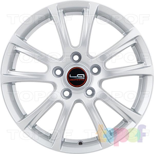 Колесные диски Replica LegeArtis VW39. Изображение модели #4