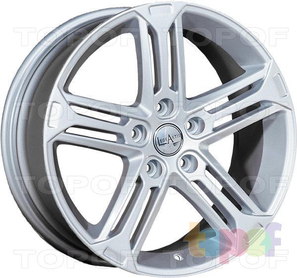 Колесные диски Replica LegeArtis VW40. Изображение модели #2