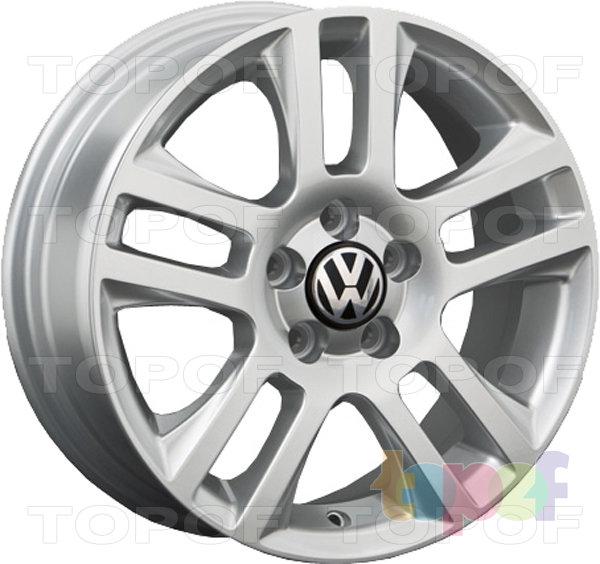 Колесные диски Replica LegeArtis VW41. Изображение модели #1