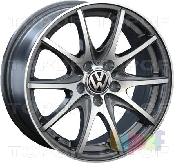 Колесные диски Replica LegeArtis VW43. Изображение модели #1