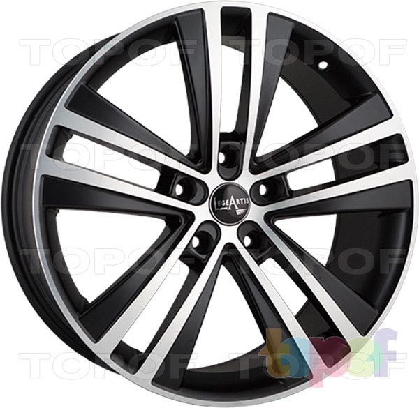 Колесные диски Replica LegeArtis VW44. Изображение модели #4