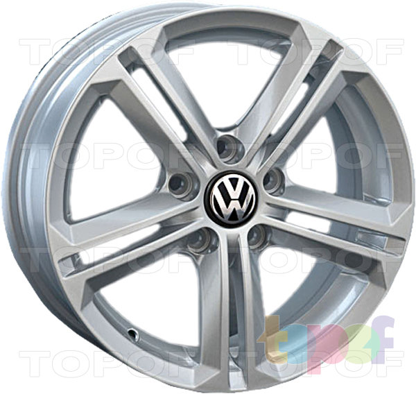 Колесные диски Replica LegeArtis VW46. Изображение модели #1