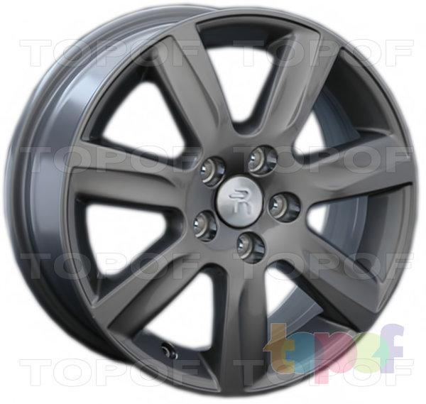 Колесные диски Replica LegeArtis VW47. Изображение модели #1