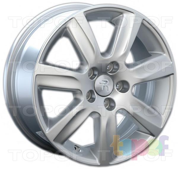 Колесные диски Replica LegeArtis VW47. Изображение модели #2