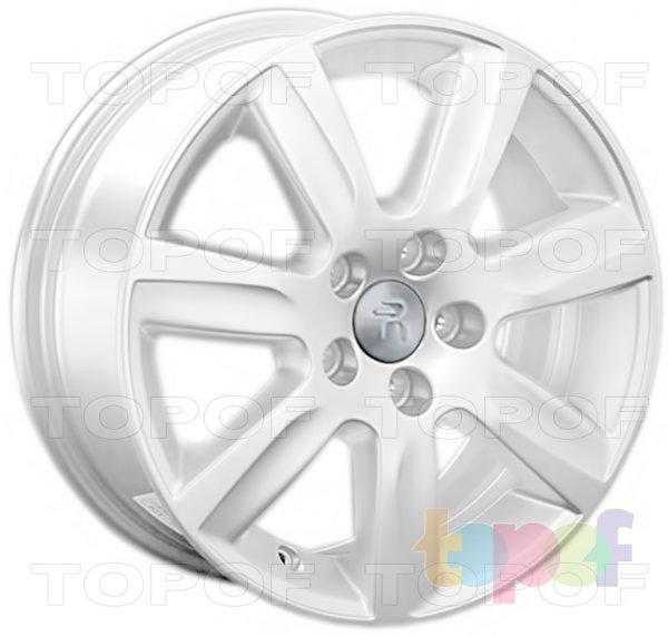 Колесные диски Replica LegeArtis VW47. Изображение модели #3