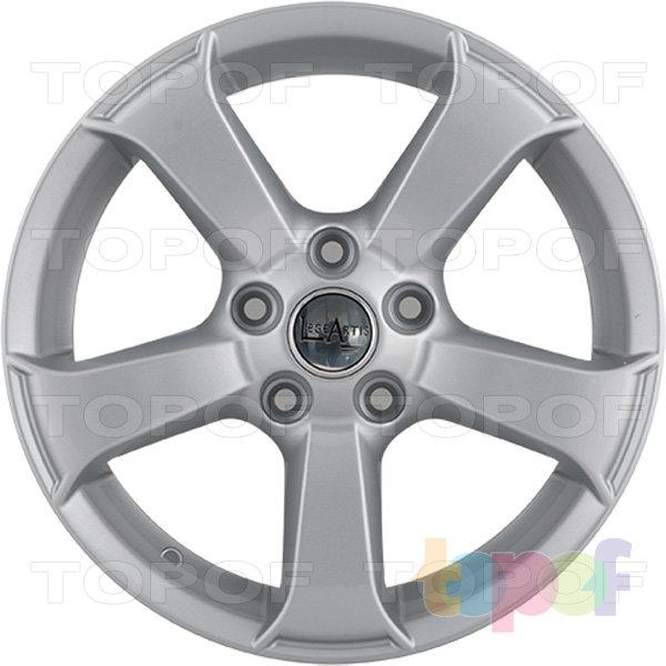 Колесные диски Replica LegeArtis VW48. Изображение модели #1