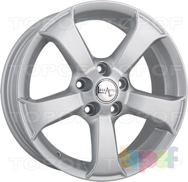 Колесные диски Replica LegeArtis VW48. Изображение модели #2