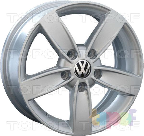 Колесные диски Replica LegeArtis VW49