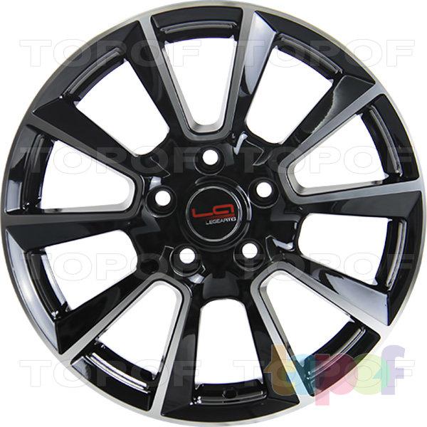Колесные диски Replica LegeArtis VW501. Изображение модели #1