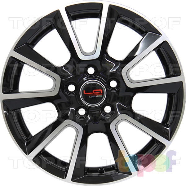 Колесные диски Replica LegeArtis VW501. Изображение модели #2