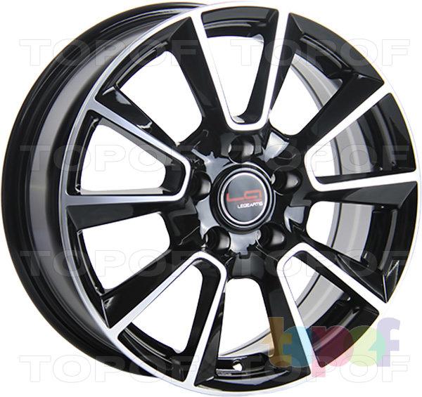 Колесные диски Replica LegeArtis VW501. Изображение модели #3