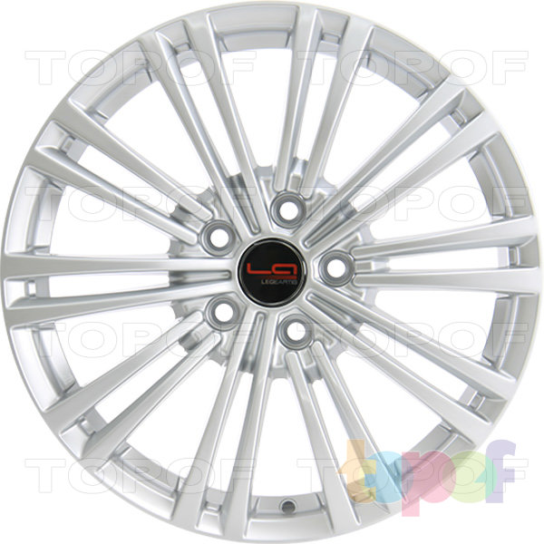 Колесные диски Replica LegeArtis VW503. Изображение модели #2