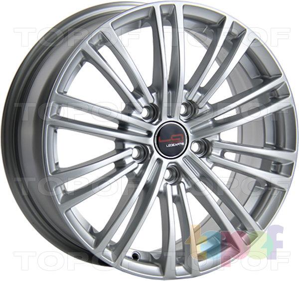 Колесные диски Replica LegeArtis VW503. Изображение модели #3