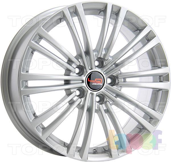 Колесные диски Replica LegeArtis VW503. Изображение модели #4