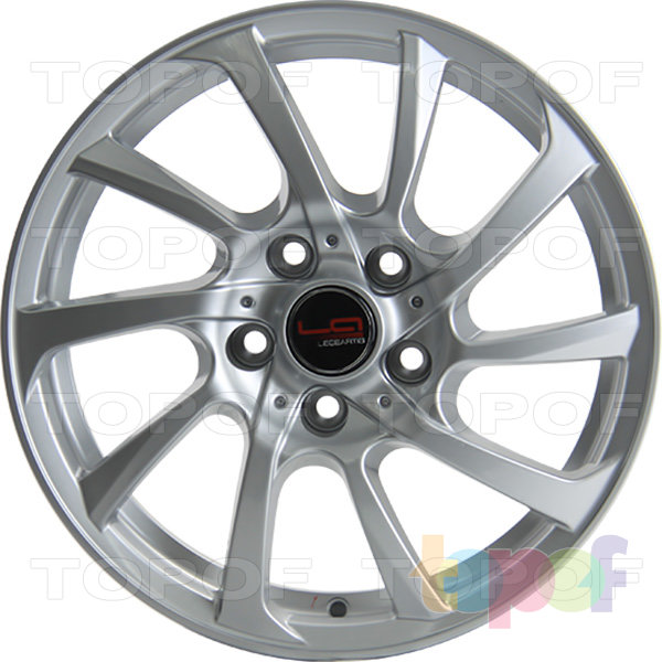 Колесные диски Replica LegeArtis VW504. Изображение модели #1