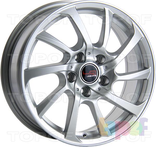 Колесные диски Replica LegeArtis VW504. Изображение модели #2