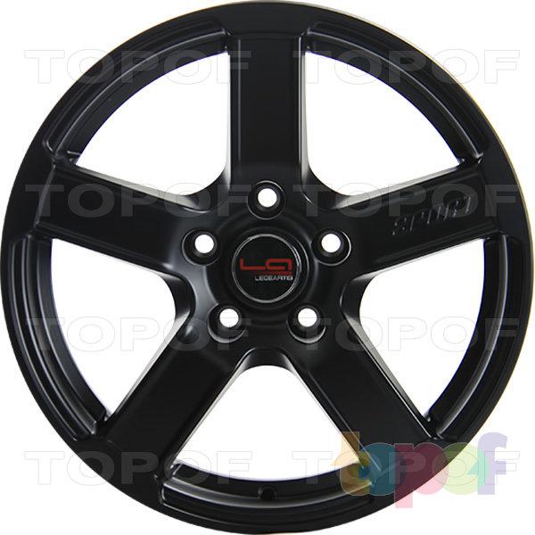 Колесные диски Replica LegeArtis VW505. Изображение модели #2
