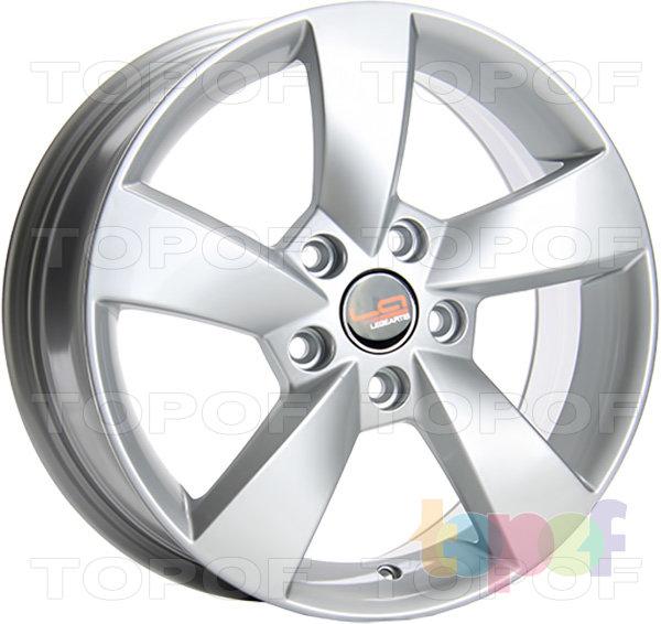 Колесные диски Replica LegeArtis VW506. Изображение модели #1