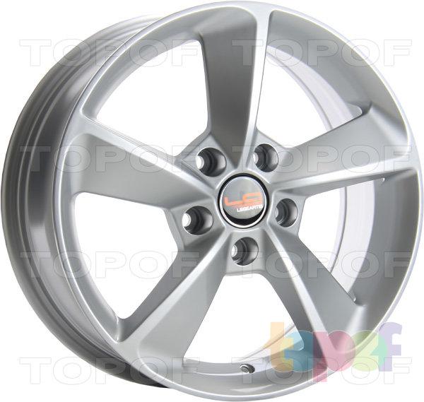 Колесные диски Replica LegeArtis VW507. Изображение модели #1