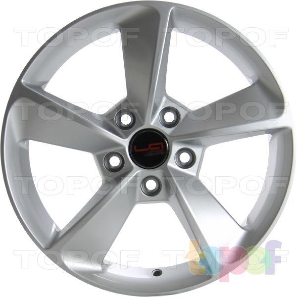 Колесные диски Replica LegeArtis VW507. Изображение модели #2