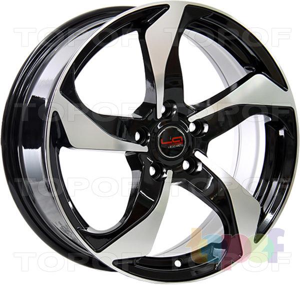 Колесные диски Replica LegeArtis VW508. Изображение модели #1