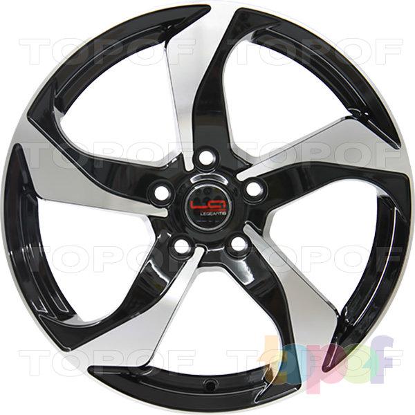 Колесные диски Replica LegeArtis VW508. Изображение модели #2