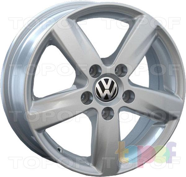 Колесные диски Replica LegeArtis VW51. Изображение модели #1