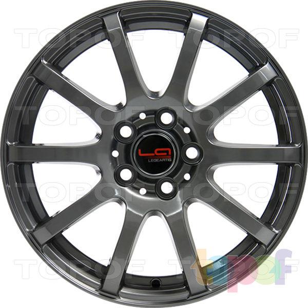 Колесные диски Replica LegeArtis VW510. Изображение модели #2