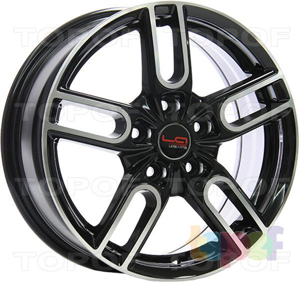 Колесные диски Replica LegeArtis VW511