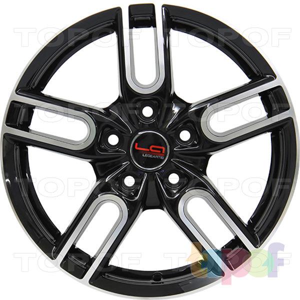 Колесные диски Replica LegeArtis VW511. Изображение модели #2