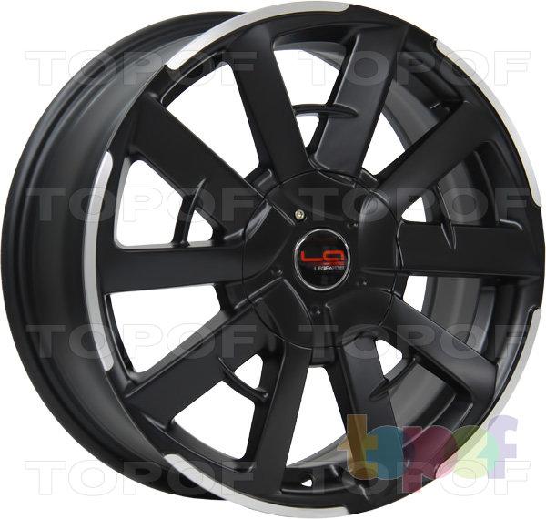 Колесные диски Replica LegeArtis VW512. Изображение модели #1