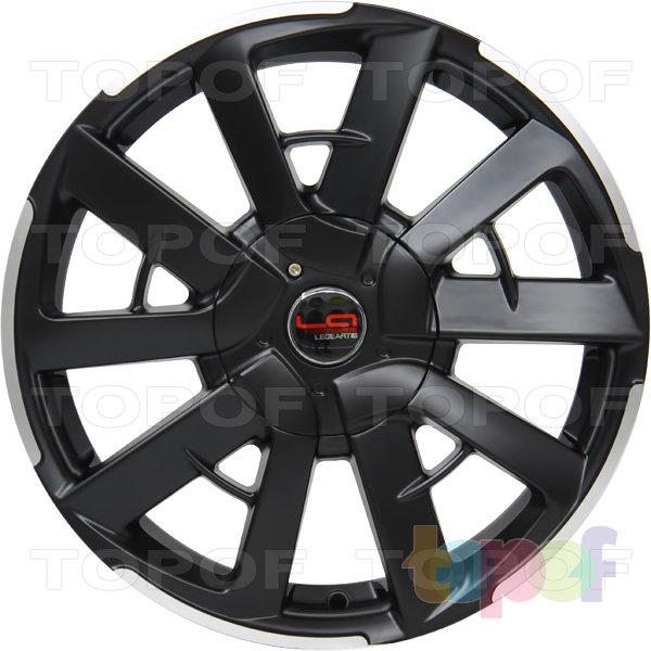 Колесные диски Replica LegeArtis VW512. Изображение модели #2